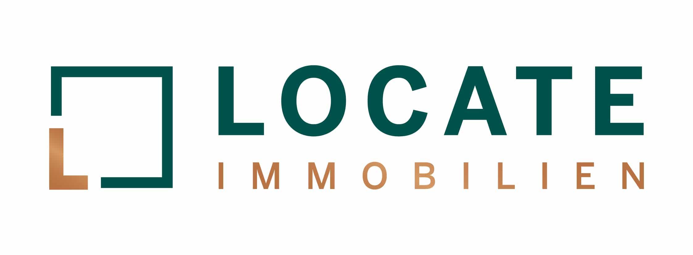 LOCATE Immobilien Logo